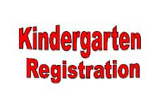 2021-2022 Kindergarten Registration and Screening
