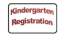 Kindergarten Registration and Screening Update