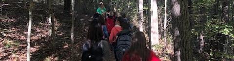 5th Grade Fall Initiatives Trip