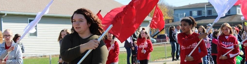 McDowell Flag Corps