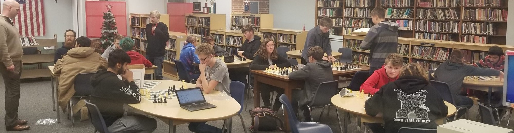 Friday Chess Club
