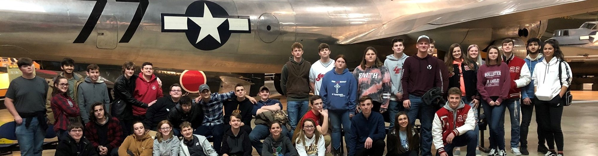 Air Force Museum Trip