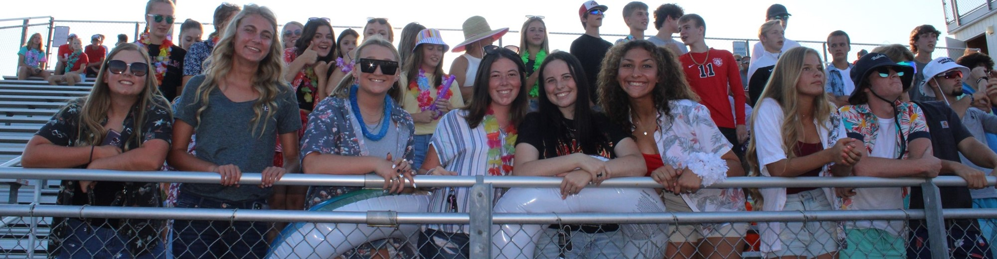 LE Student Section